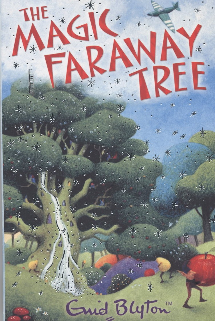 The magic tree of Enid Blyton's enchanted forest