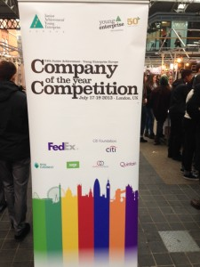 Young Enterprise Competition