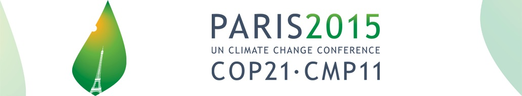 COP21 banner